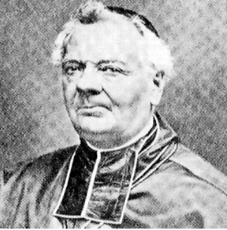 Peter Joseph Blum, Bishop of Limburg (1842-1884) Bischof Blum 1884.JPG