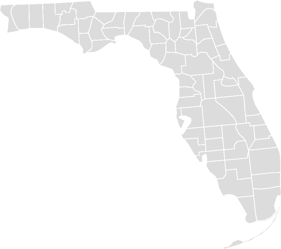 FileBlankMapFloridaCountiespng Wikimedia Commons - Map of florida counties