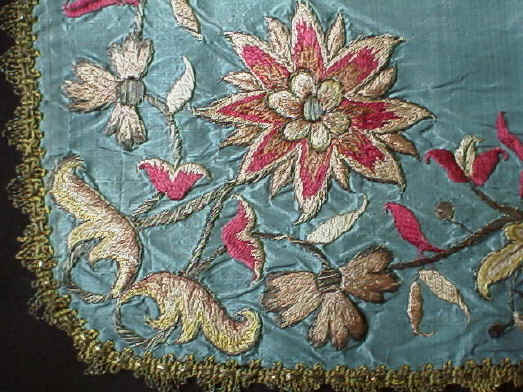Needlework History - Early Embroidery - Free Cross Stitch Patterns