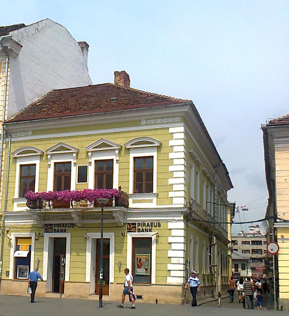 Casa bolyai din cluj napoca wikipedia for Modificare casa