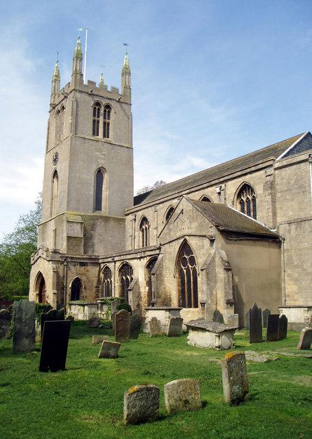 Bourne Abbey