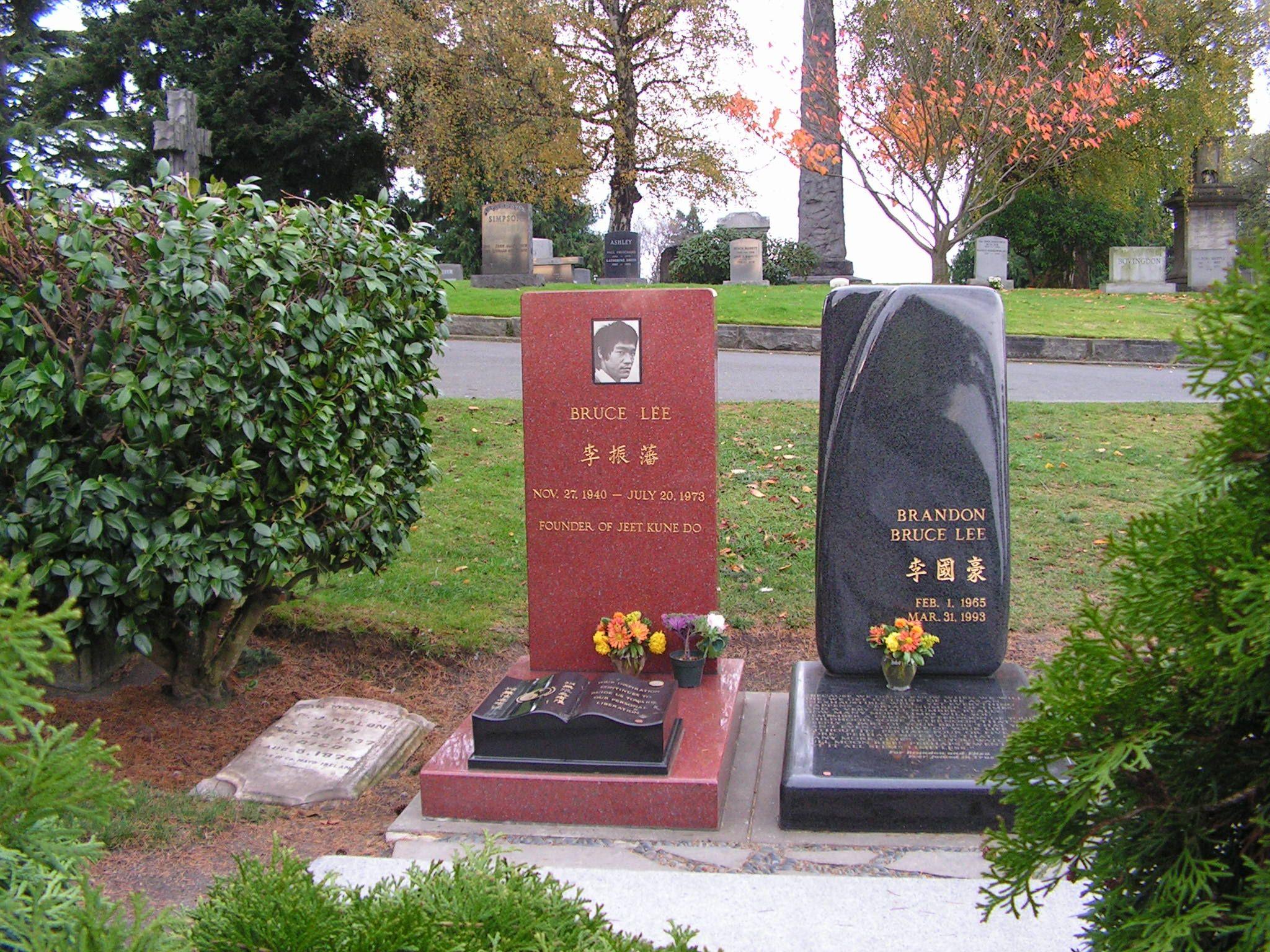 Grab von Bruce Lee