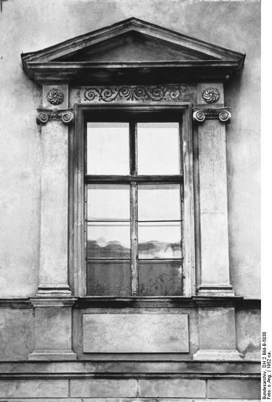 App in die geschichte for Fenster berlin
