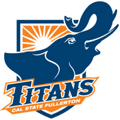 CSUF Titans athletic logo