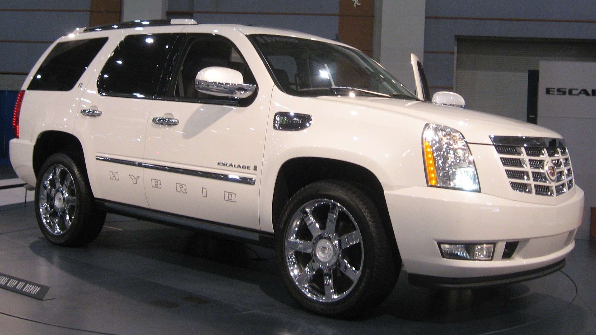 file:cadillac escalade hybrid dc - wikimedia commons