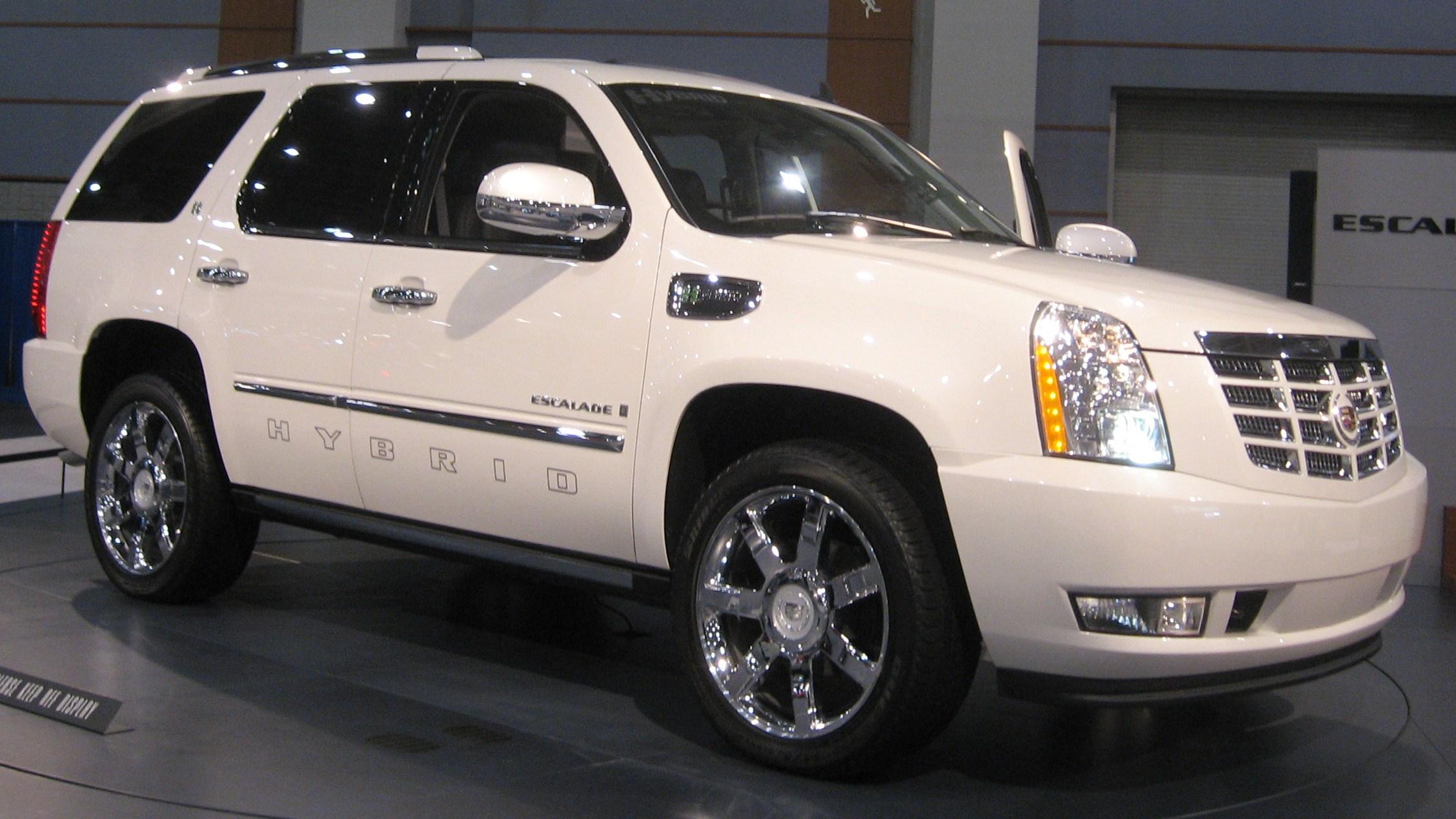 Fichier:Cadillac Escalade Hybrid DC.JPG - Wikipédia