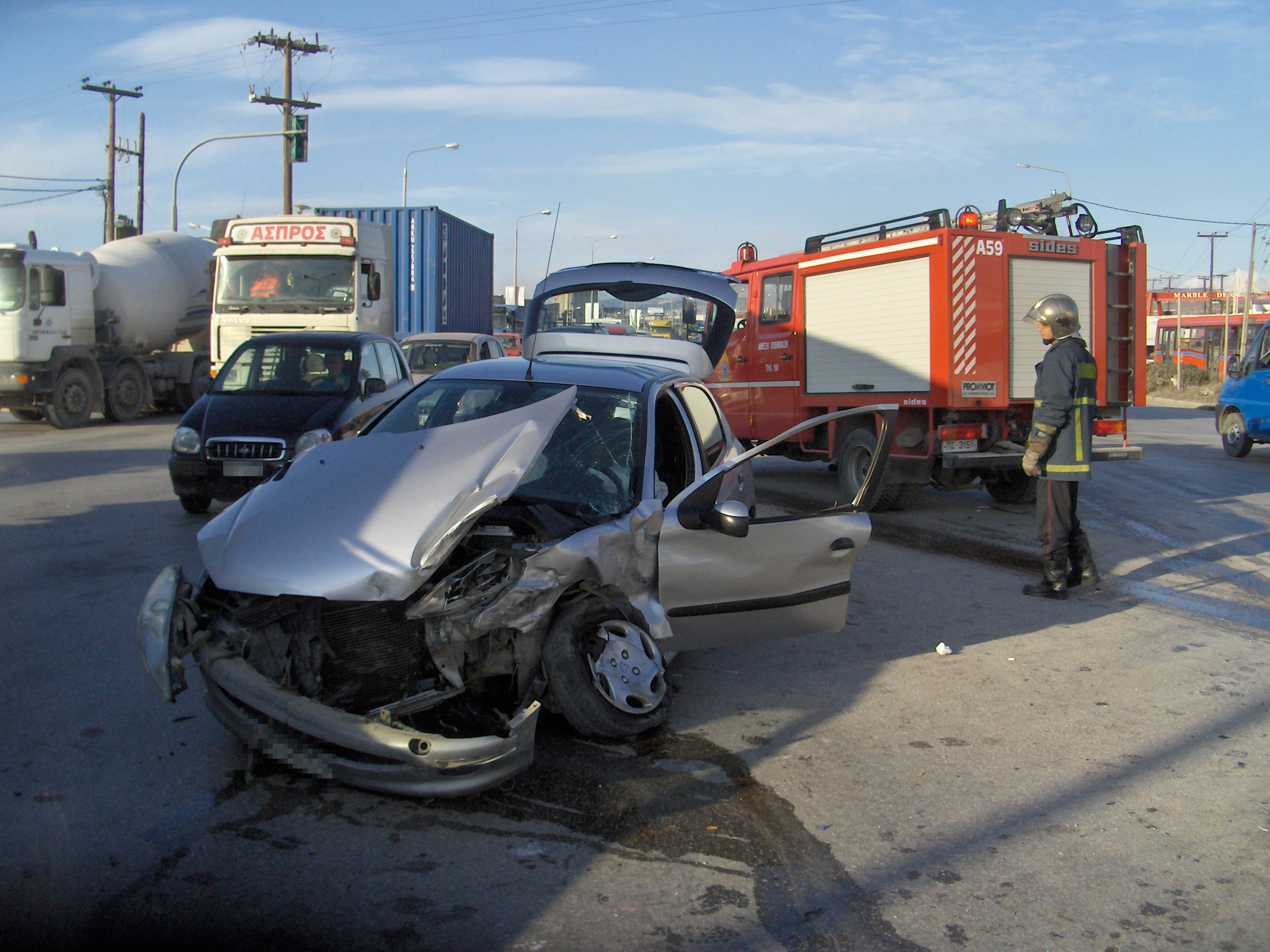 Car Crashes In Iowa Articles