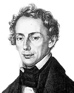 Depiction of Christian Andreas Doppler