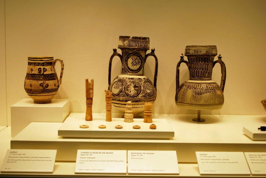 En Busca de las Murallas Romanas de Cartagena Ceramica_islamica_cartagena
