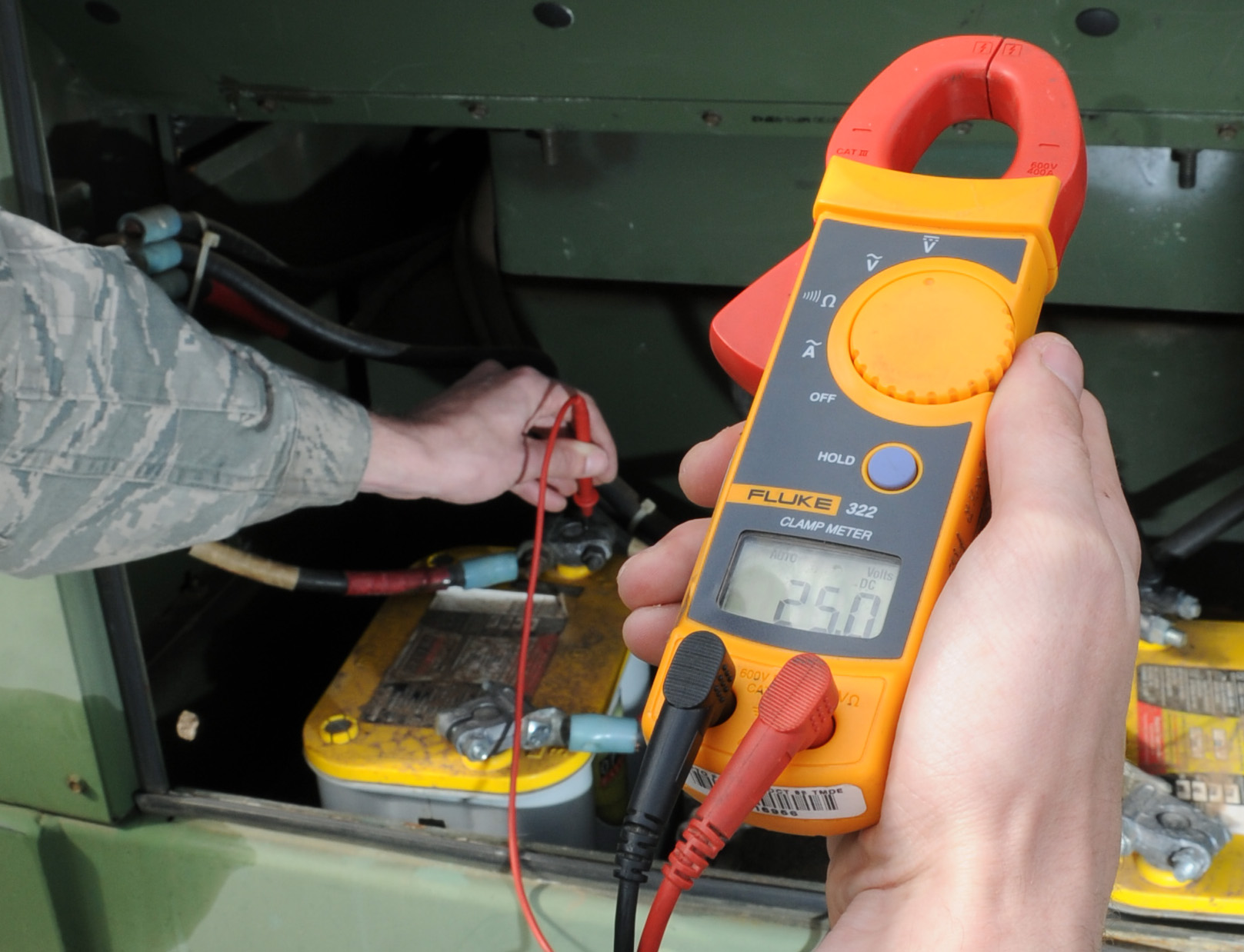 file checking generator with multimeter jpg wikimedia commons