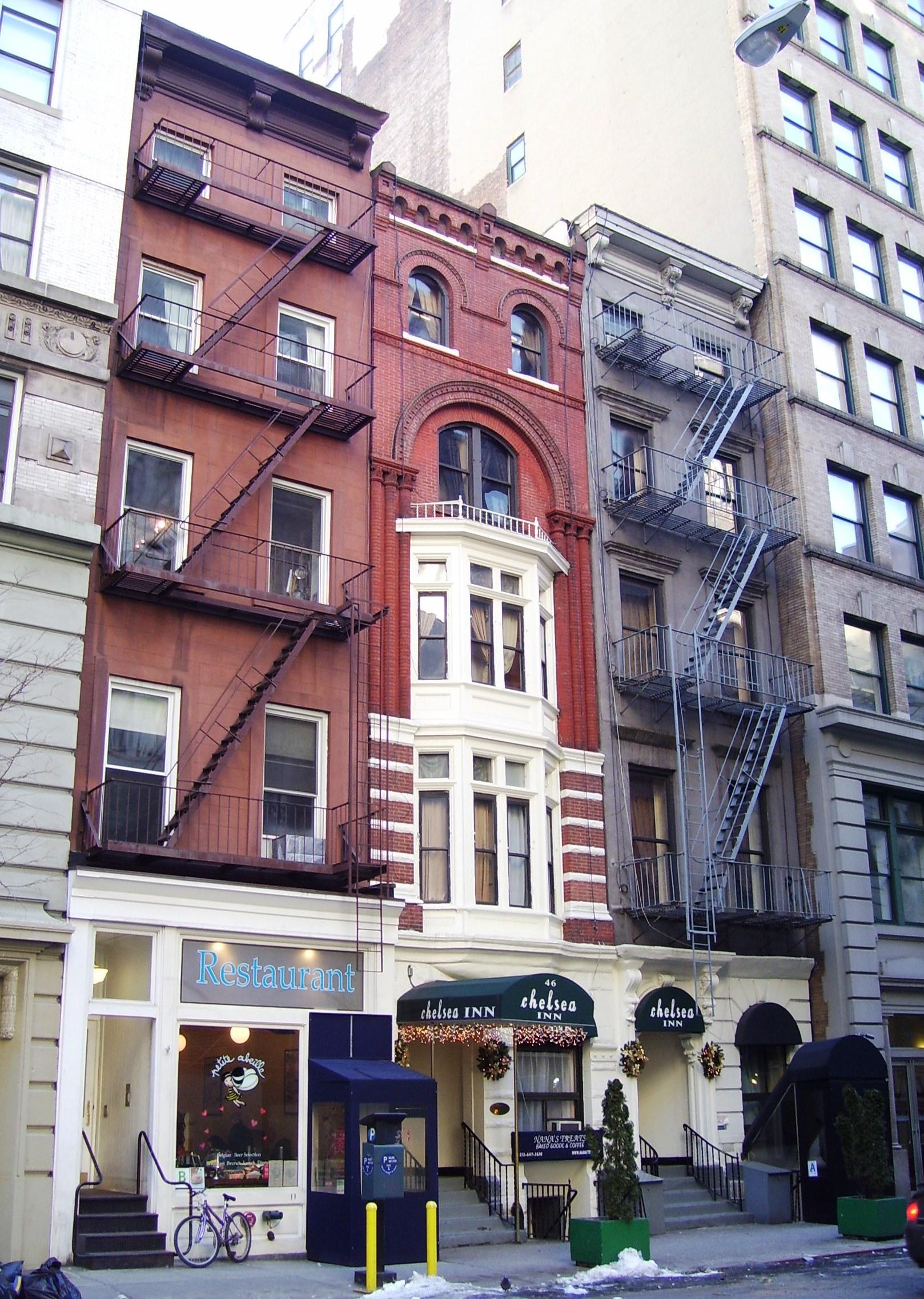 Chelsea Inn Hotel New York City