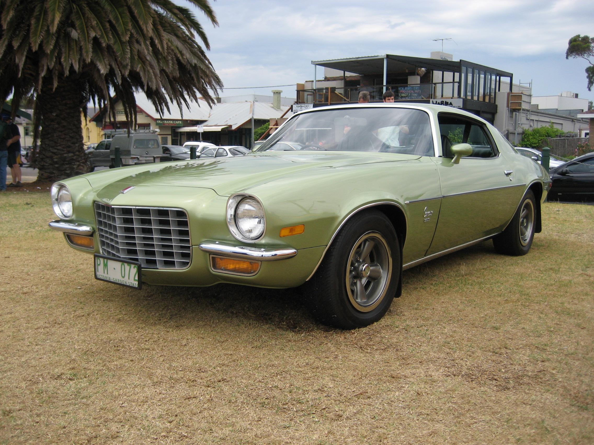 File Chevrolet Camaro Rs350 1972 Jpg