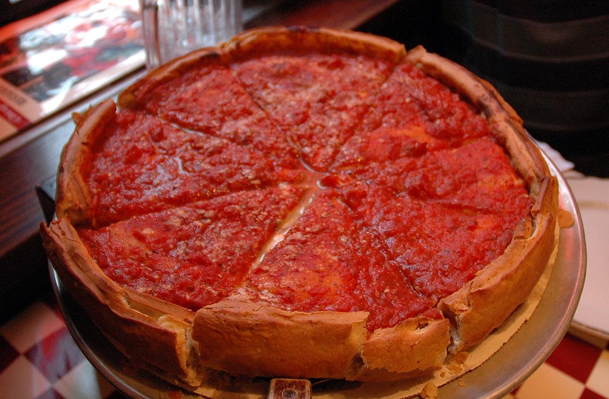 Best California Pizza Kitchen Food