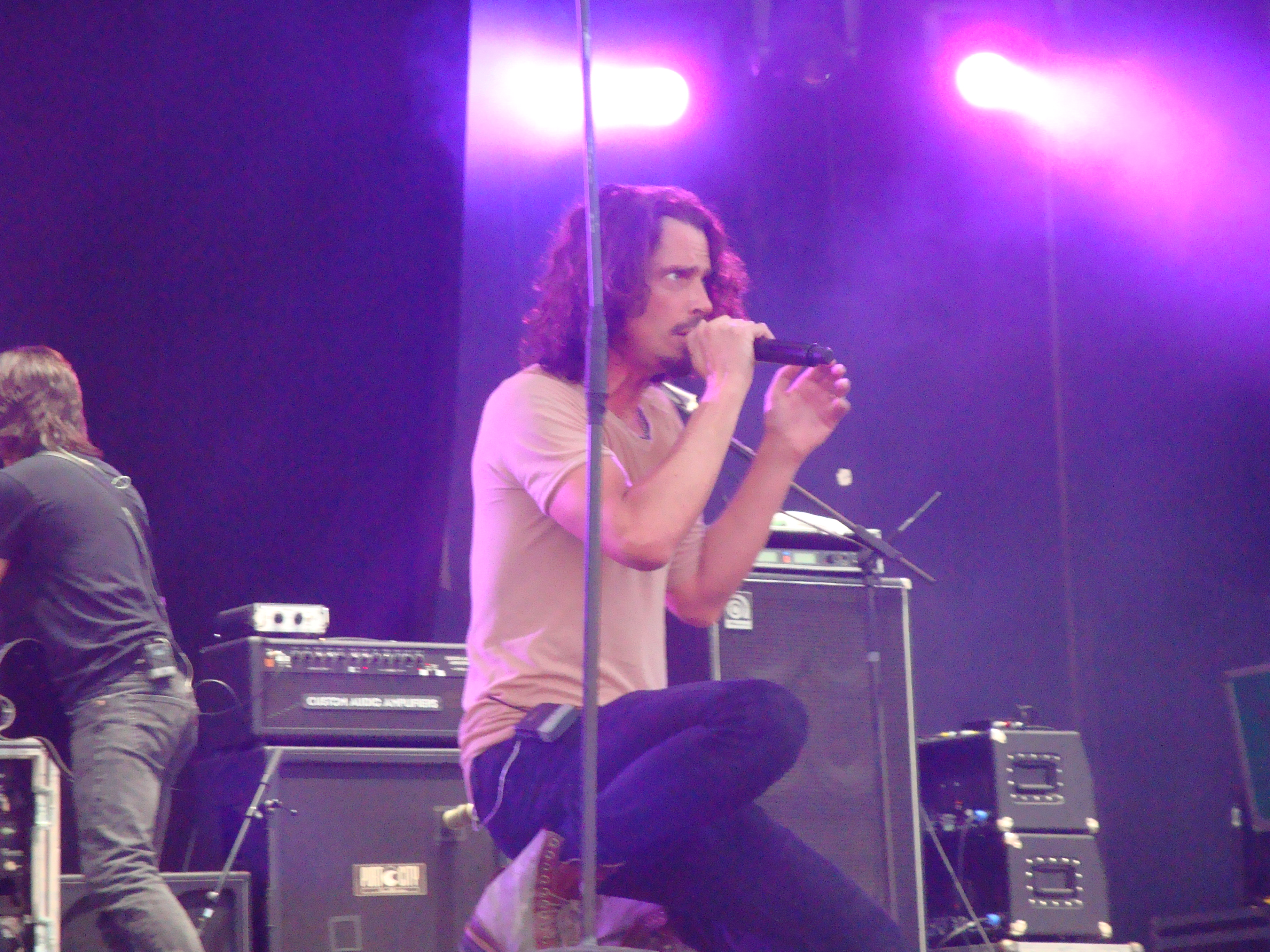 Chris Cornell 2001 - Viewing Gallery