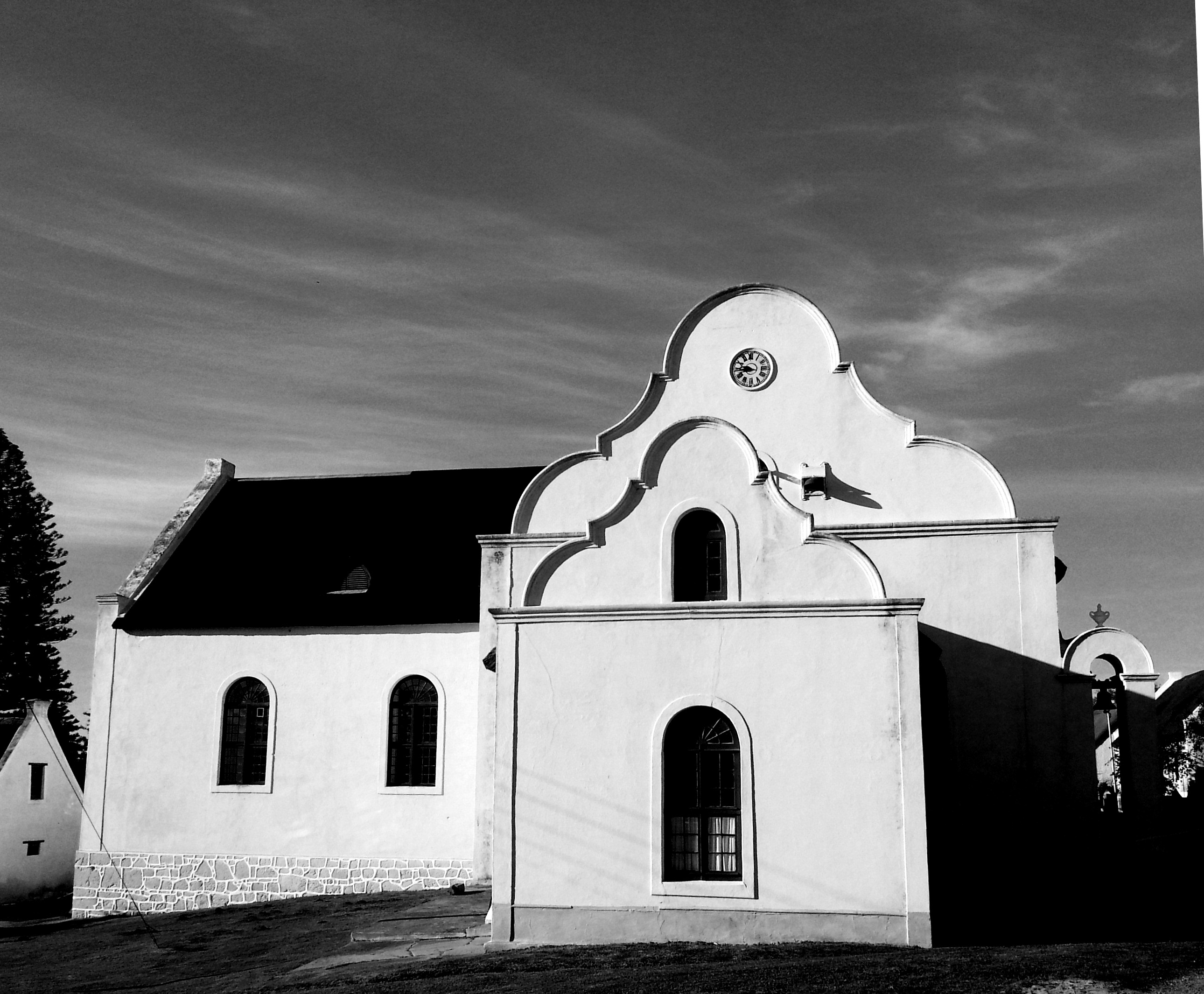 Historic Photo of Elim Mission Station