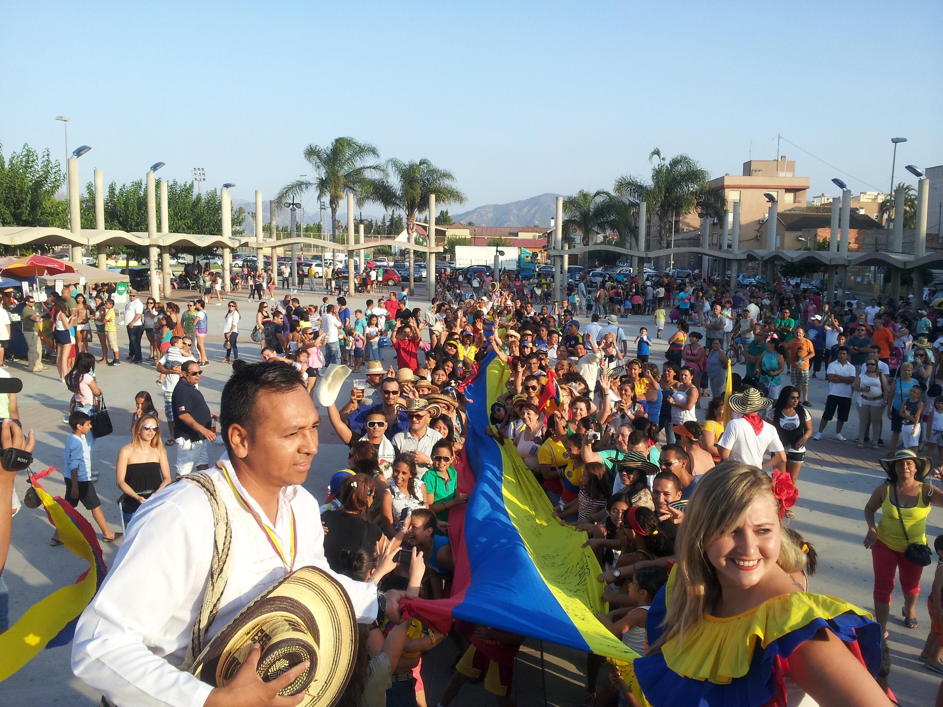 File Colombianos En El Wikimedia Commons