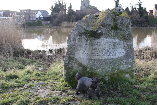 Commemorative Stone - geograph.org.uk - 1137566