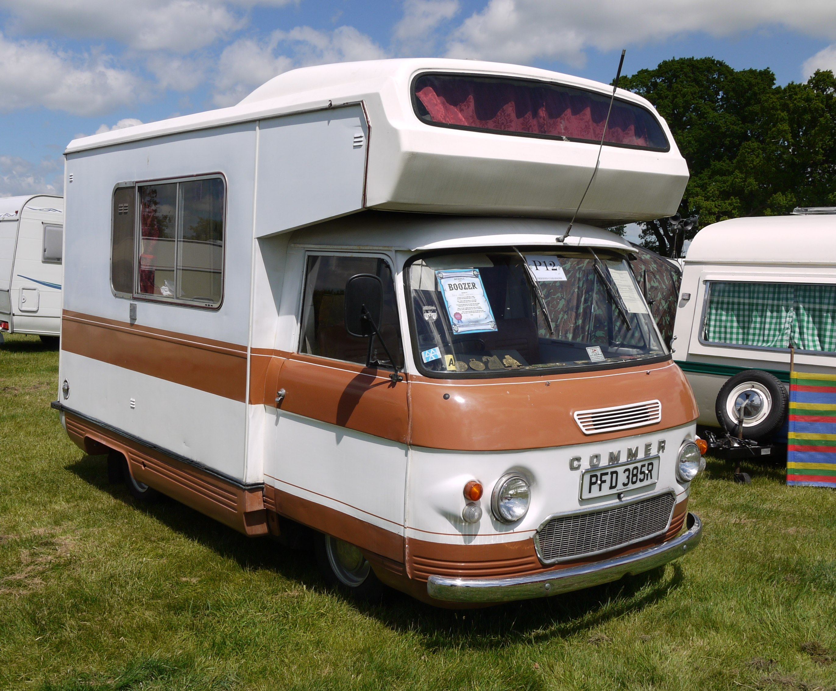 file commer camper van 1976 flickr mick lumix jpg wikimedia