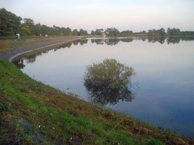 Cropston Reservoir - 1 - geograph.org.uk - 1476368