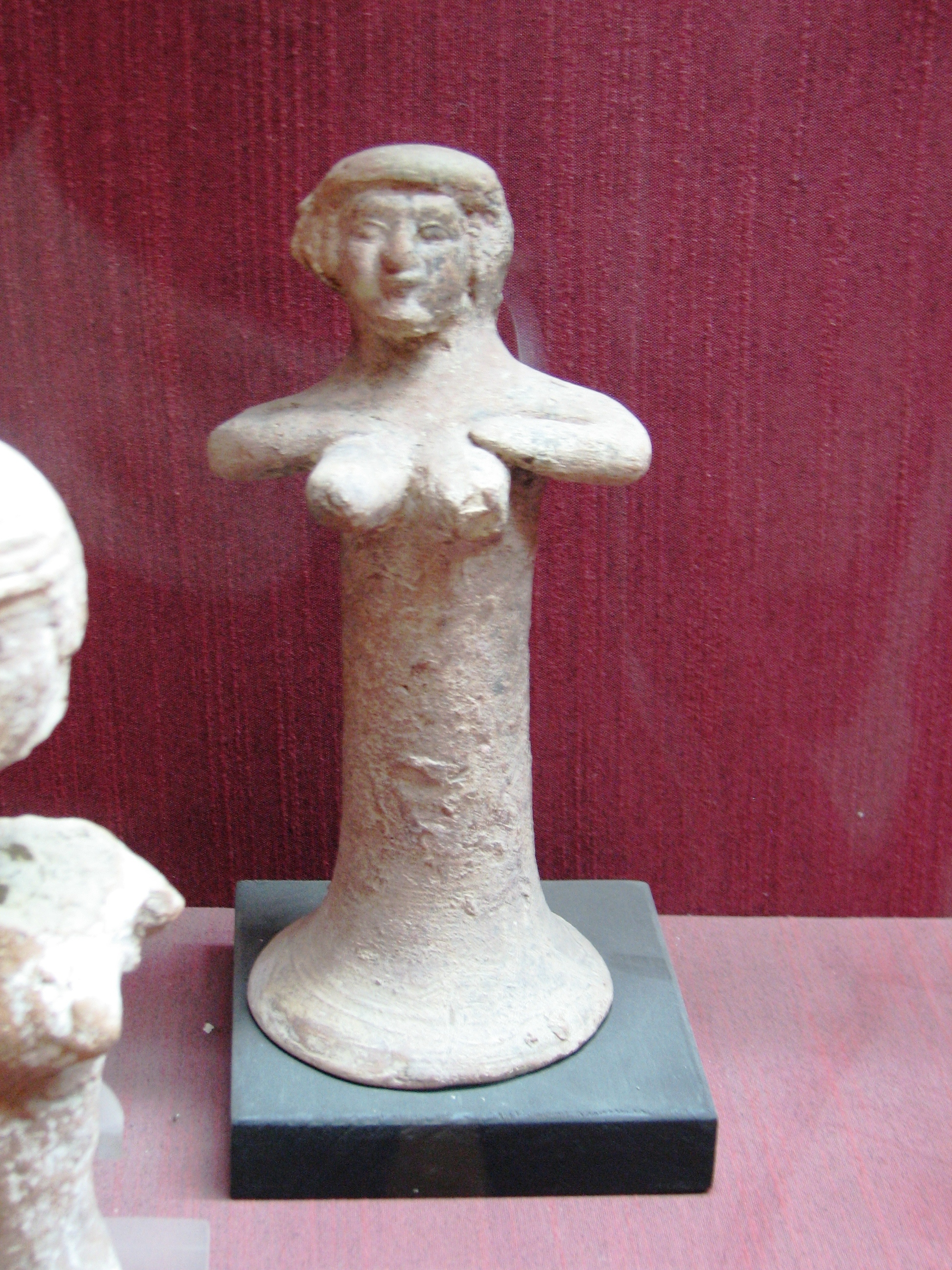 File:Dagon Museum, Fertility Figurine (5) JPG - Wikimedia
