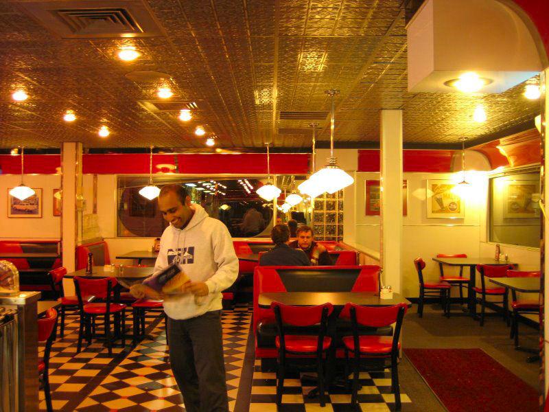 Restaurant Dennys With Private Room En San Antonio Texas