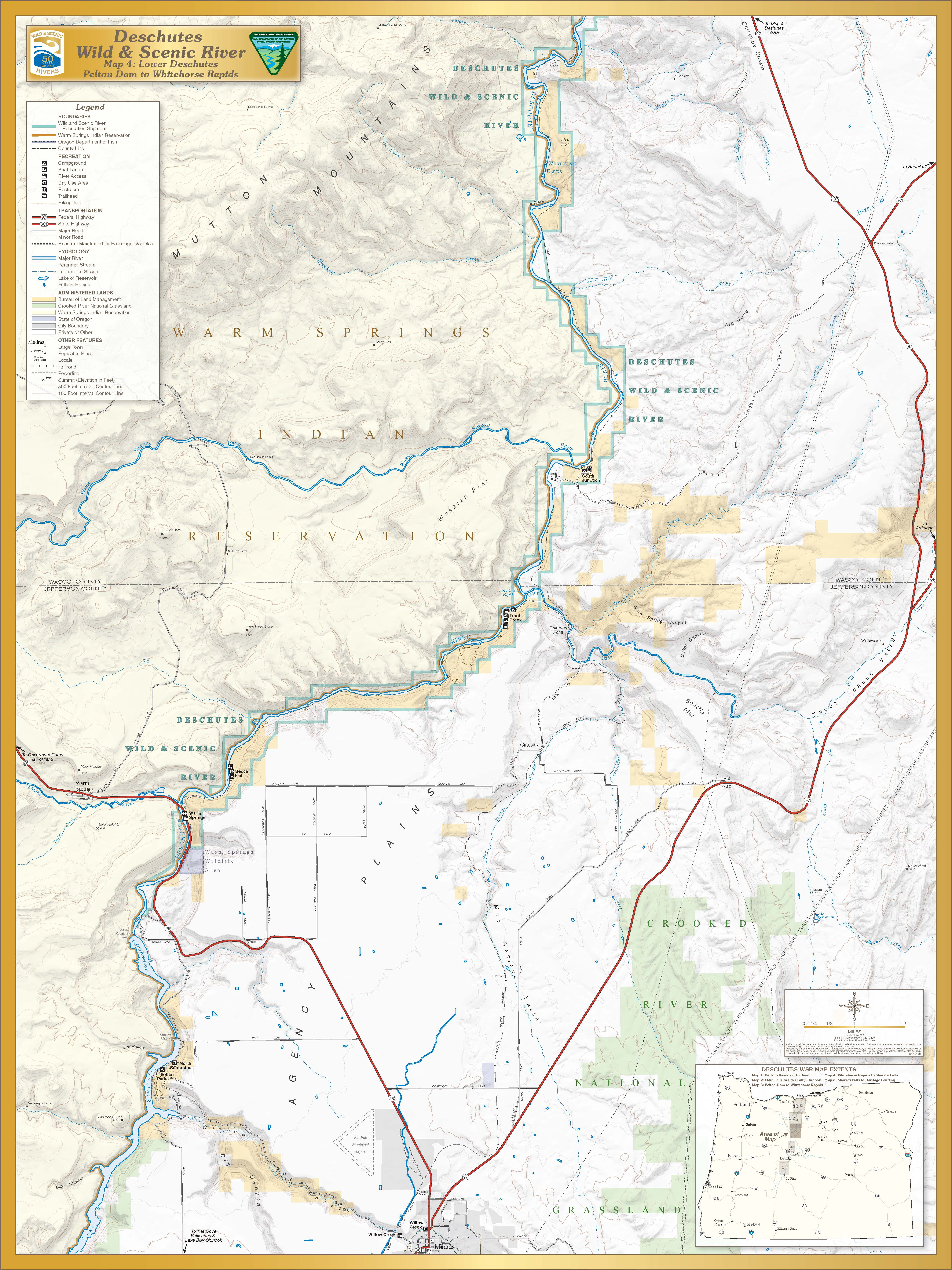 File:Deschutes Wild and Scenic River -- Map 3 (38979851642) jpg
