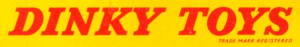 Dinky logo used in the late 1960s.