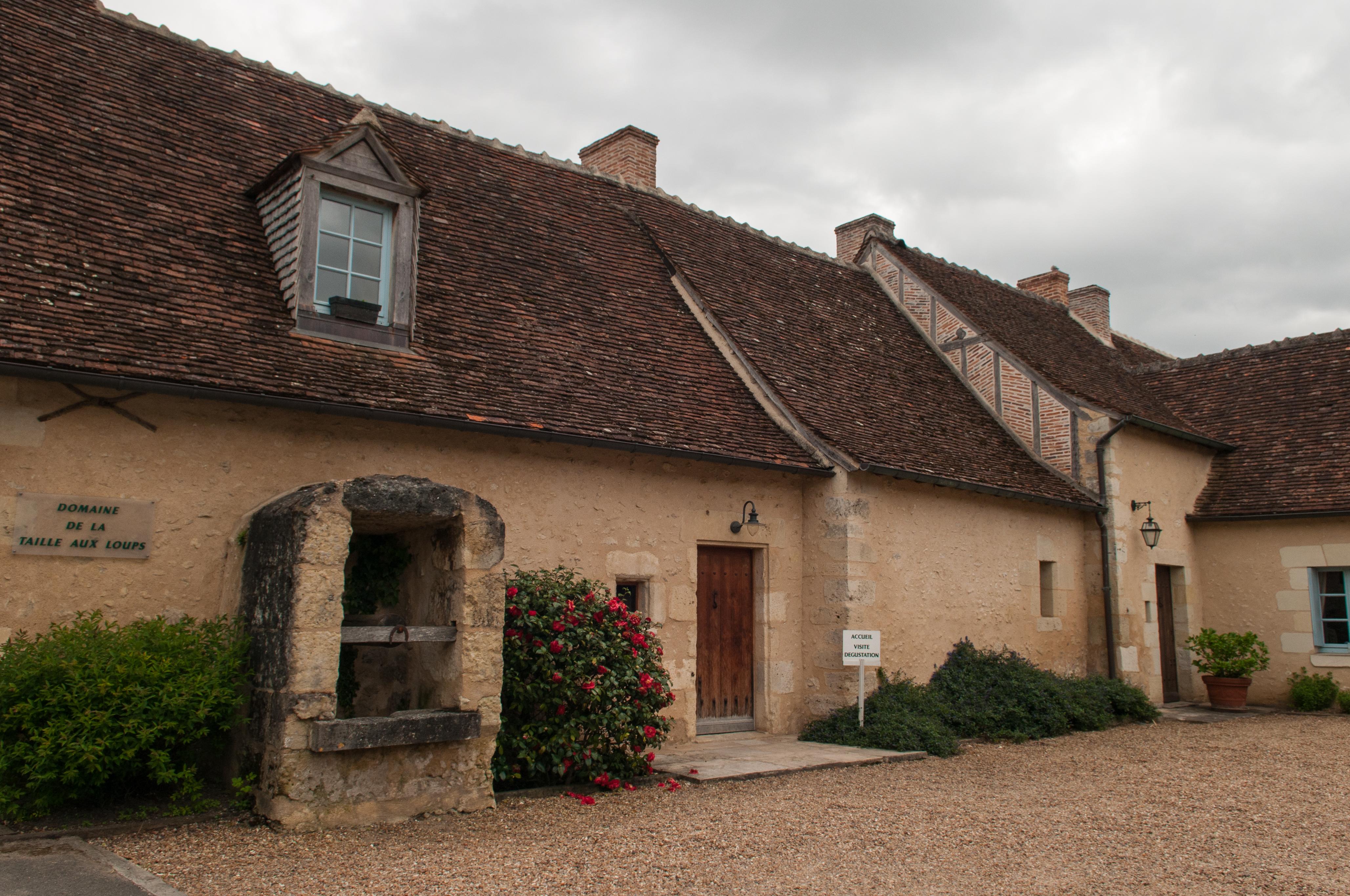 Domaine de la taille aux loups, Loire, France