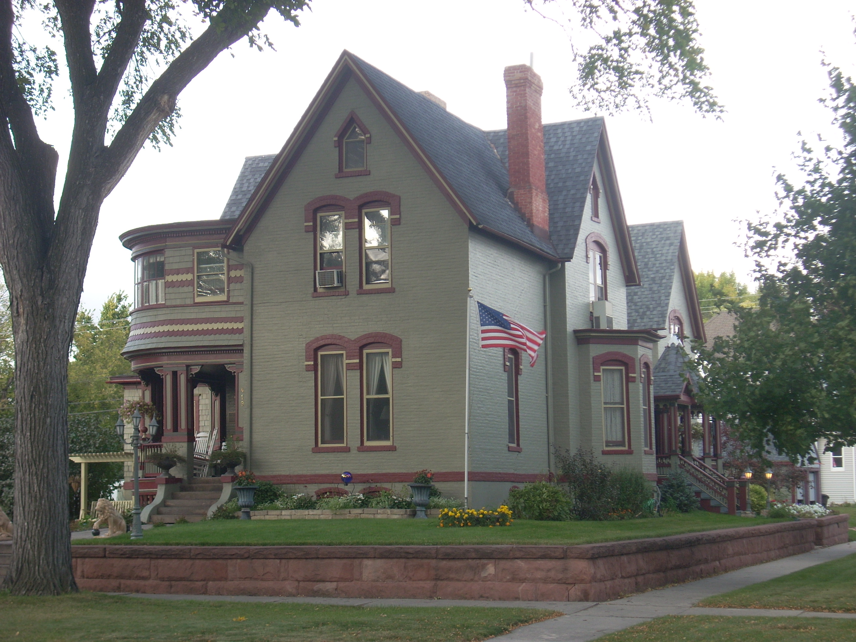 File dr henry wheeler house grand forks north for North dakota home builders