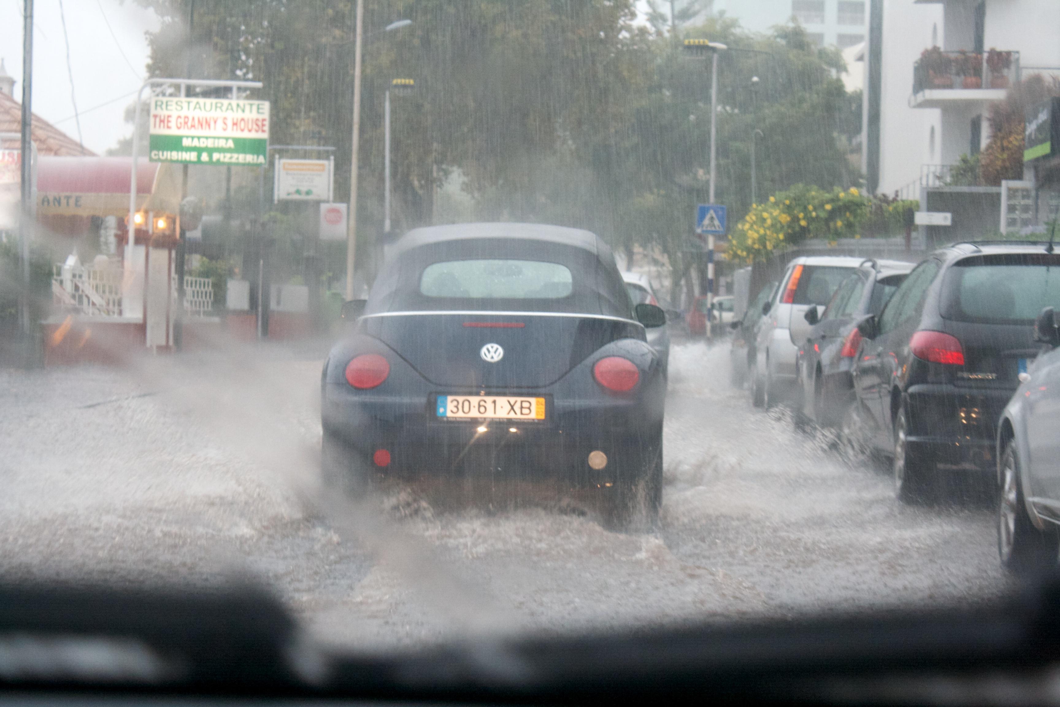 Car Driving Is Most Dangerous Activity