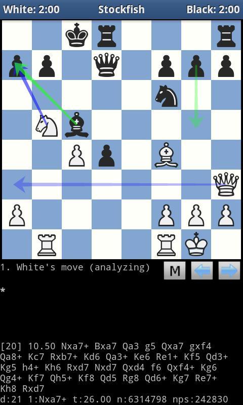 стокфиш 8 шахматная программа скачать - фото 2
