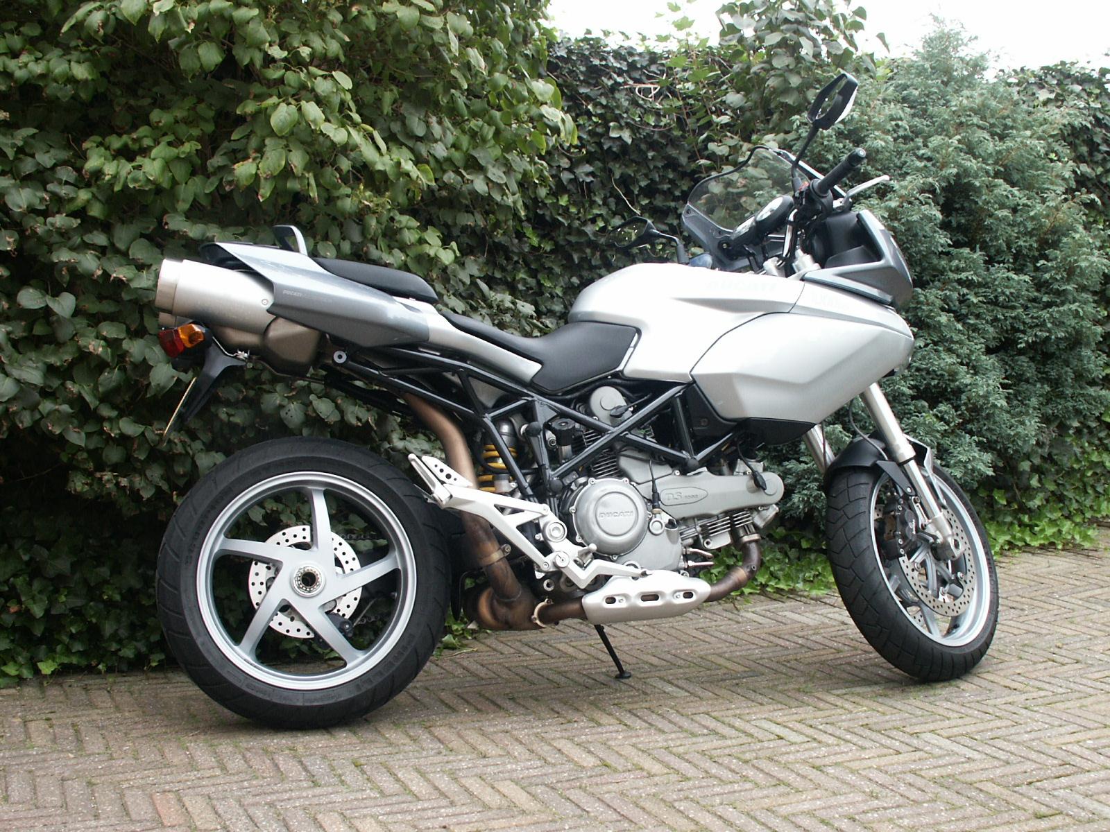Ducati Multistrada  Cafe Racer