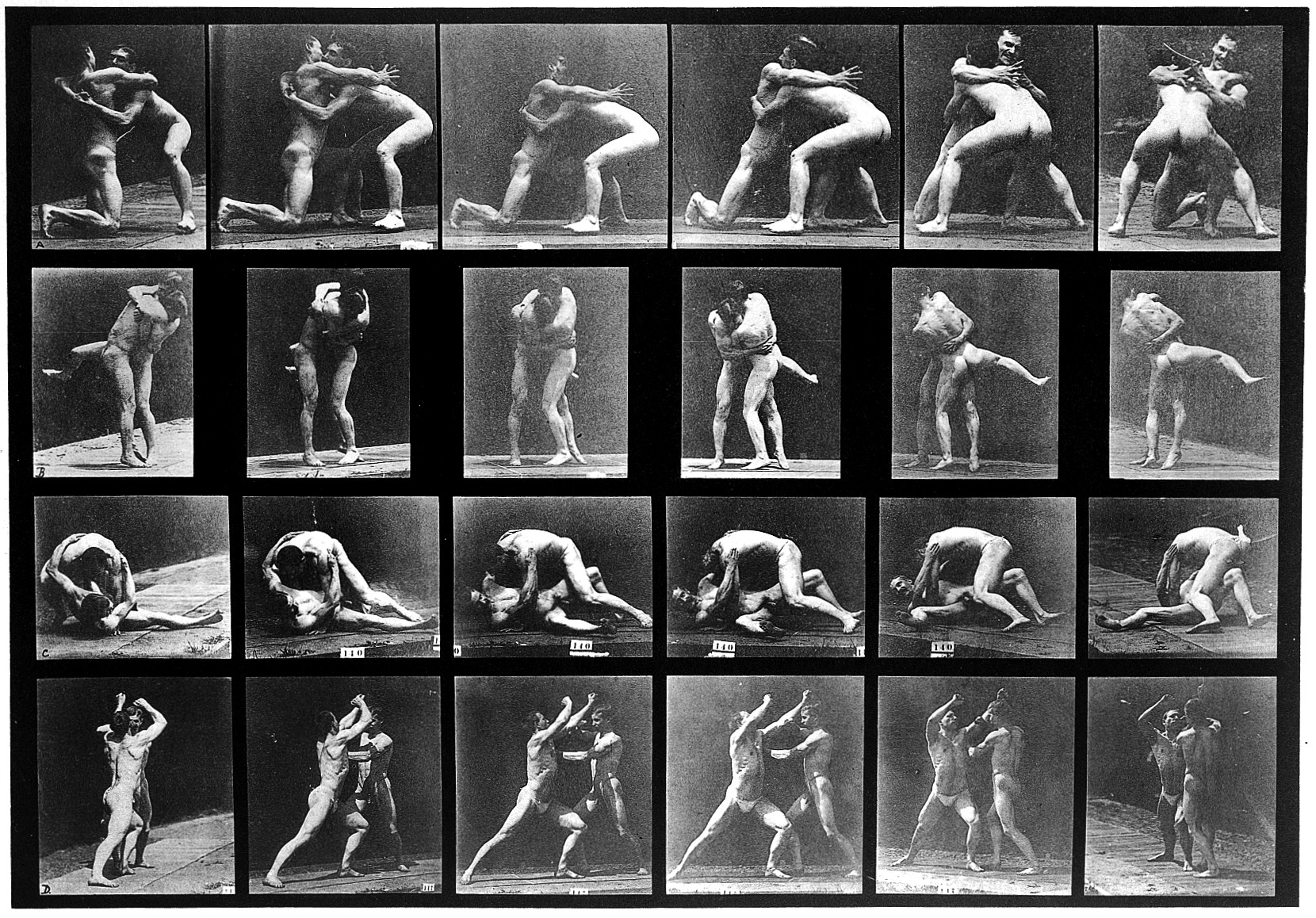 "File:E. Muybridge ""Animal locomotion"", plate Wellcome ...: http://commons.wikimedia.org/wiki/file:e._muybridge_""animal_locomotion"",_plate_wellcome_l0018597.jpg"