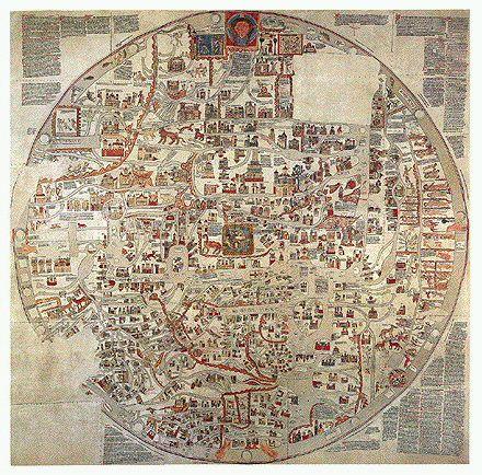 Ebstorfer Weltkarte