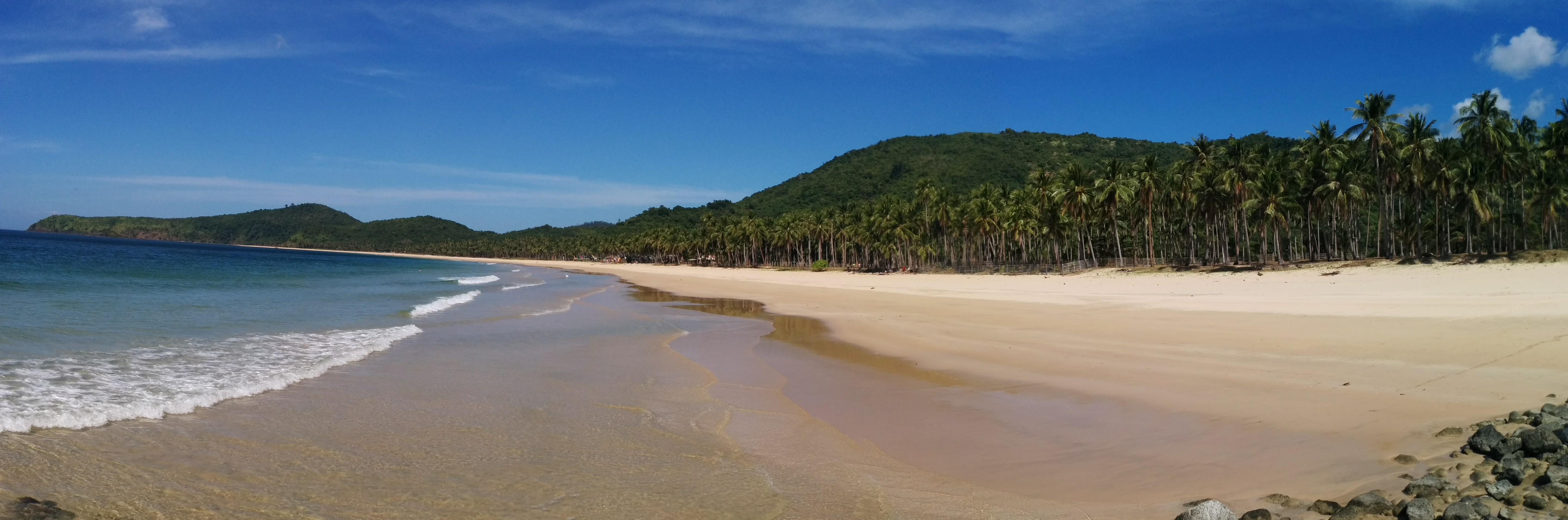 File:El Nido - Nacpan Beach.jpg - Wikimedia Commons