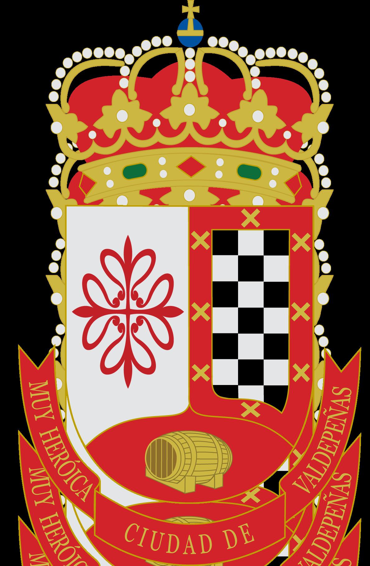 File:Escudo de Valdepeñas.png - Wikipedia
