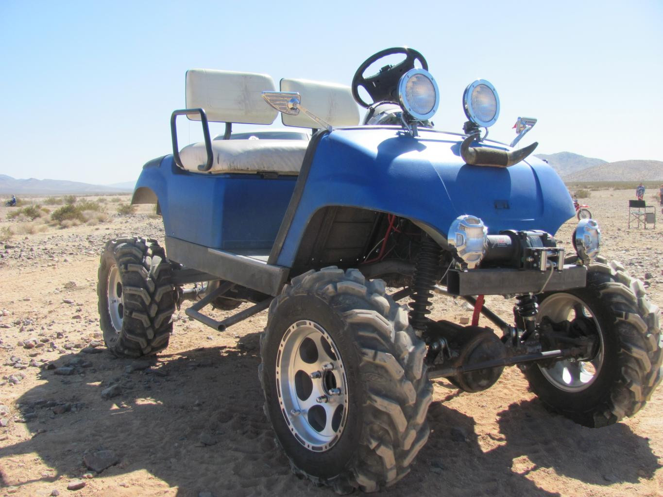 Yamaha Golf Cart Adventurer