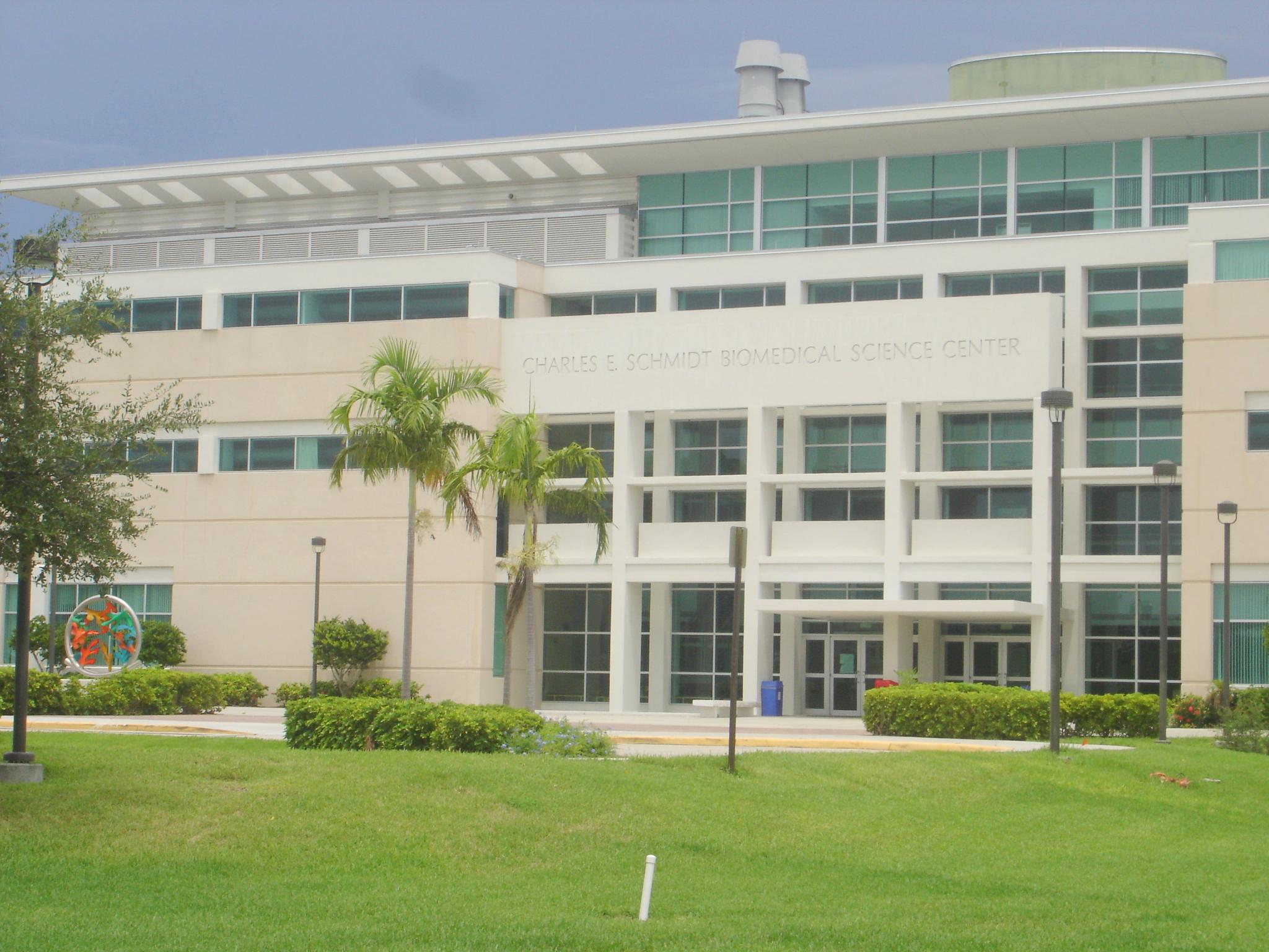 Charles E  Schmidt College of Medicine - Wikipedia
