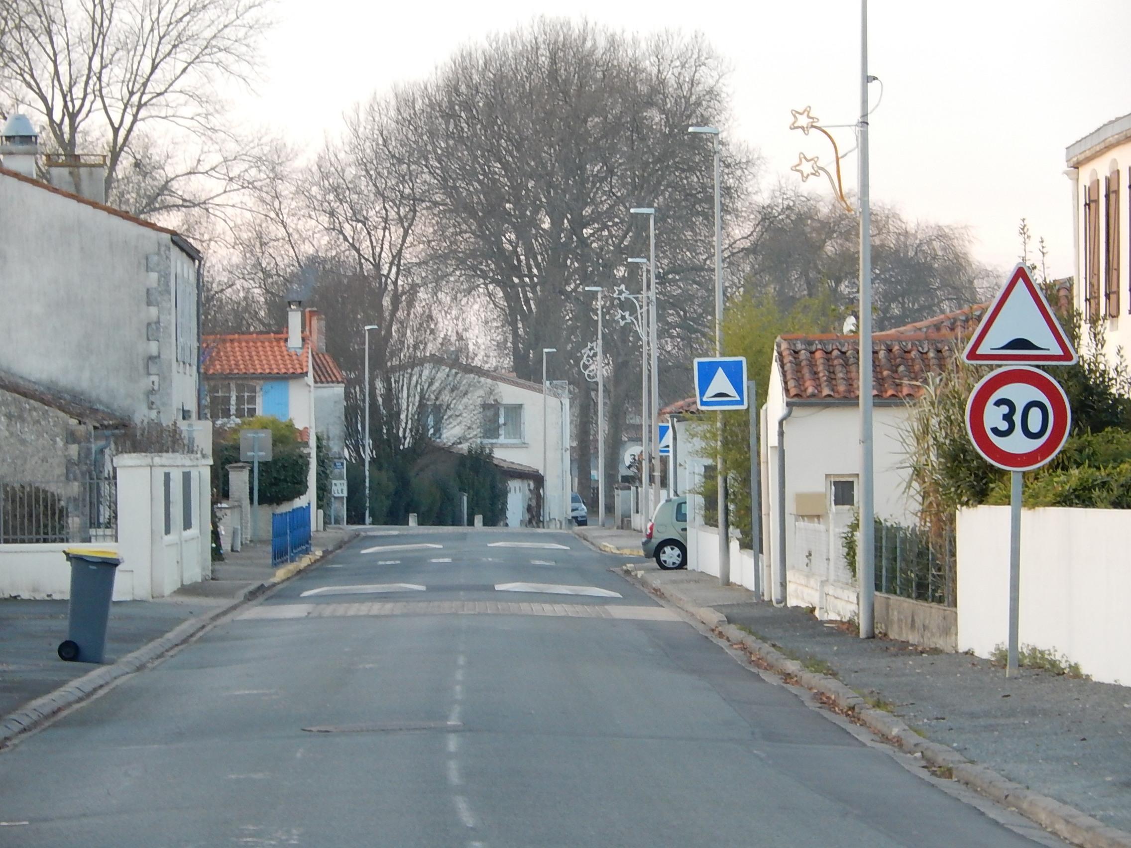 Longèves (Charente-Maritime)