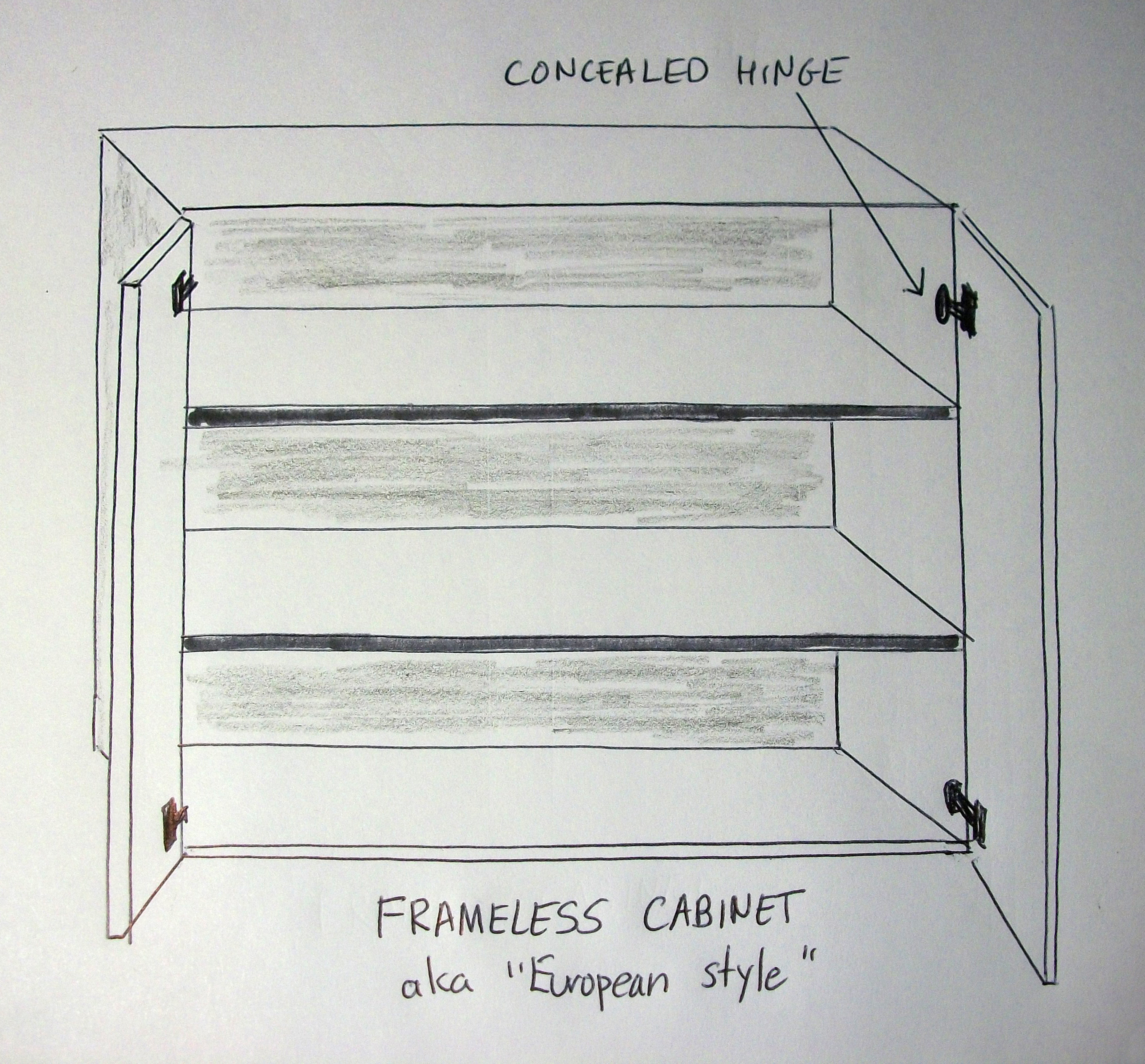 Frameless Kitchen Cabinets: File:Frameless Kitchen Cabinets.jpg