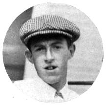 Francis Ouimet Amateur golfer