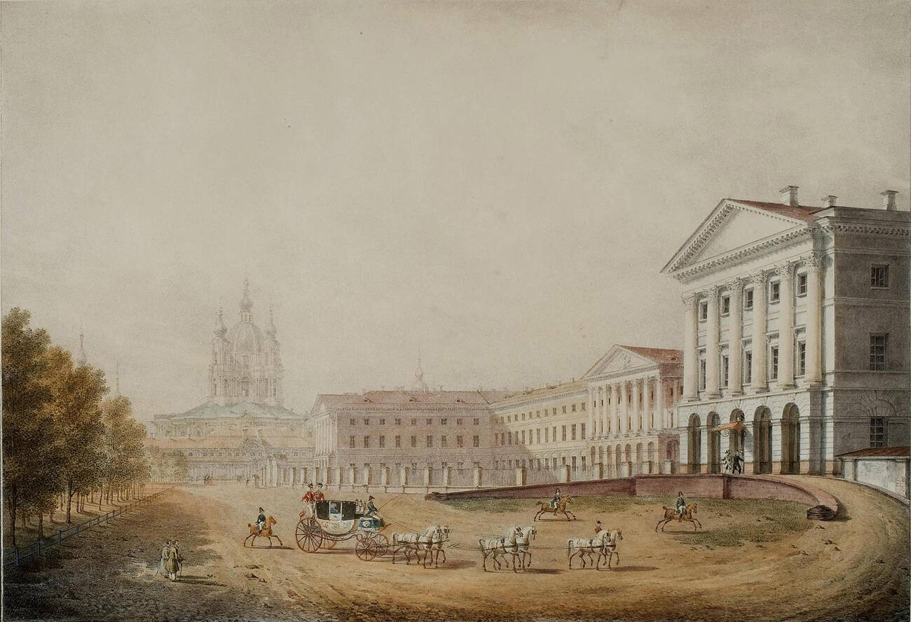 http://upload.wikimedia.org/wikipedia/commons/b/b6/Galaktionov_Smolny_institute_1823.jpg?uselang=ru