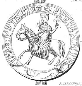 Garsenda, Countess of Forcalquier Countess of Provence