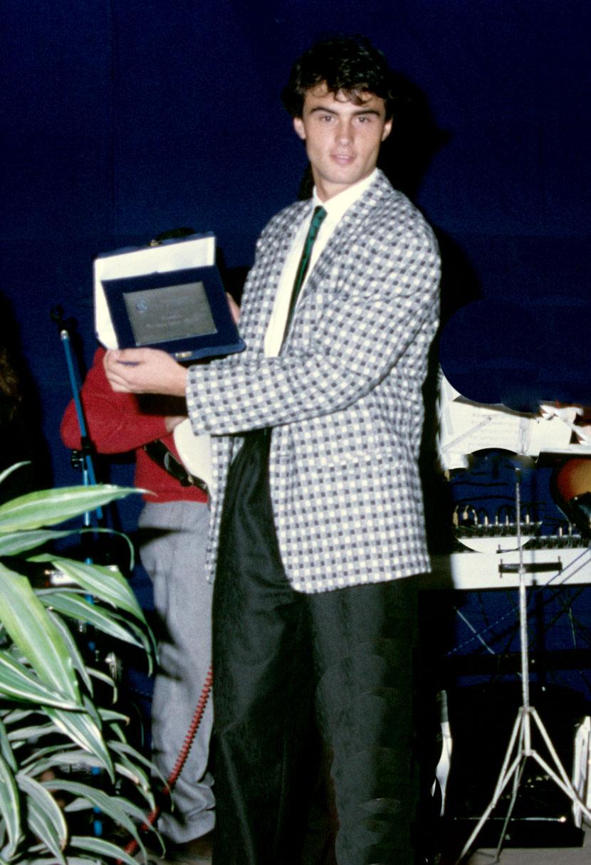 Giannini in 1983
