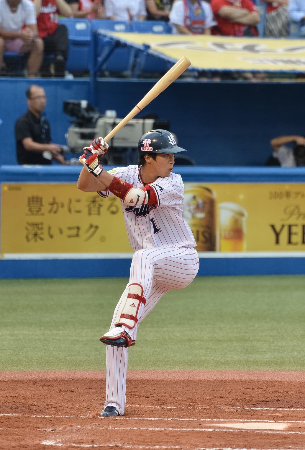 山田哲人 - Wikipedia