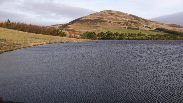 Glencorse Reservoir - geograph.org.uk - 669557