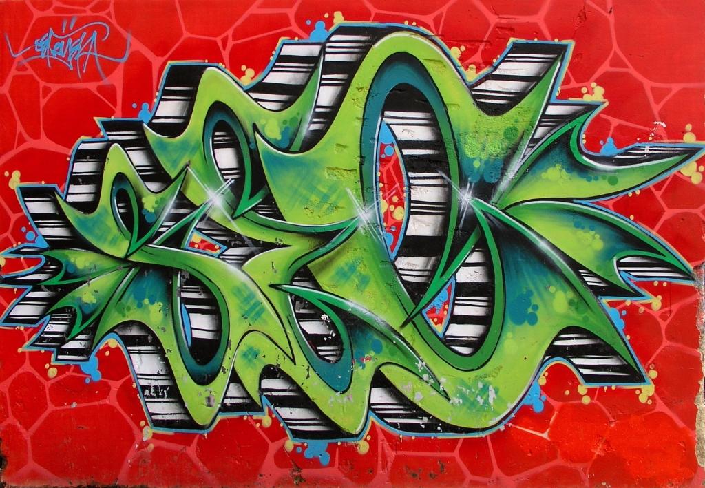 Konu: graffiti :d 2 version :d tweet