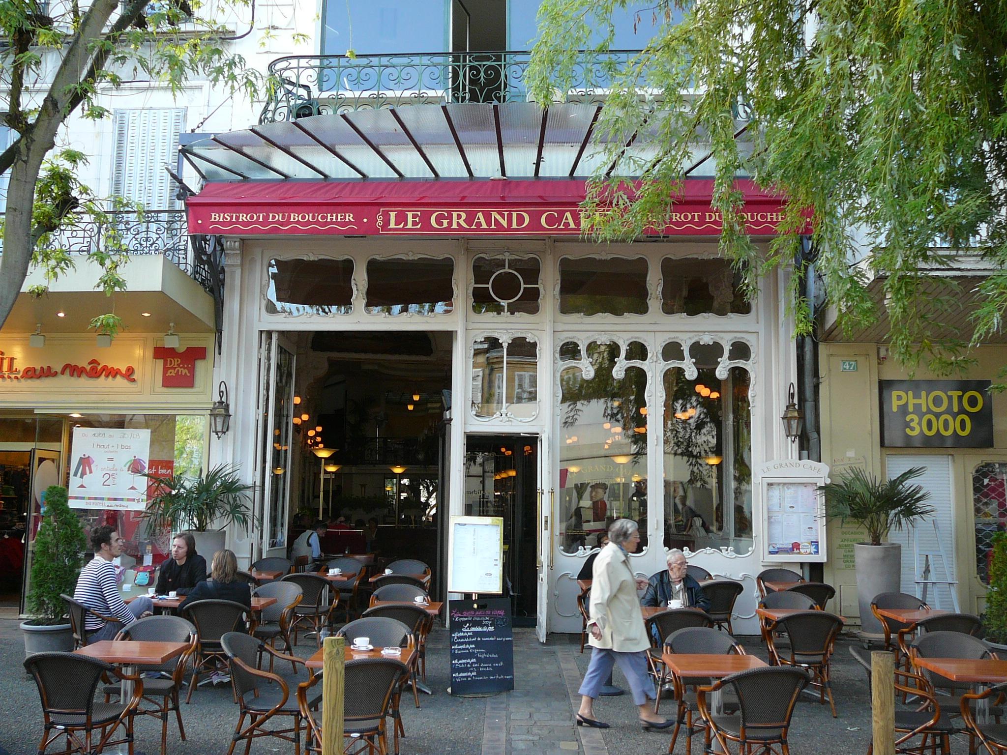 Grand Caf Ef Bf Bd  Ef Bf Bd Vienne