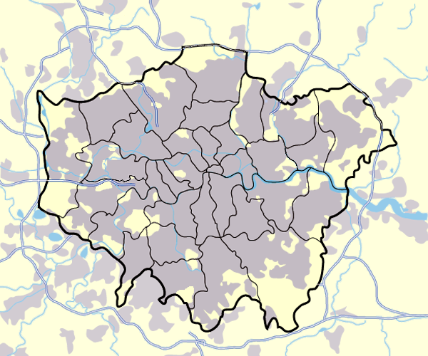 File:Greater london outline map bw.png
