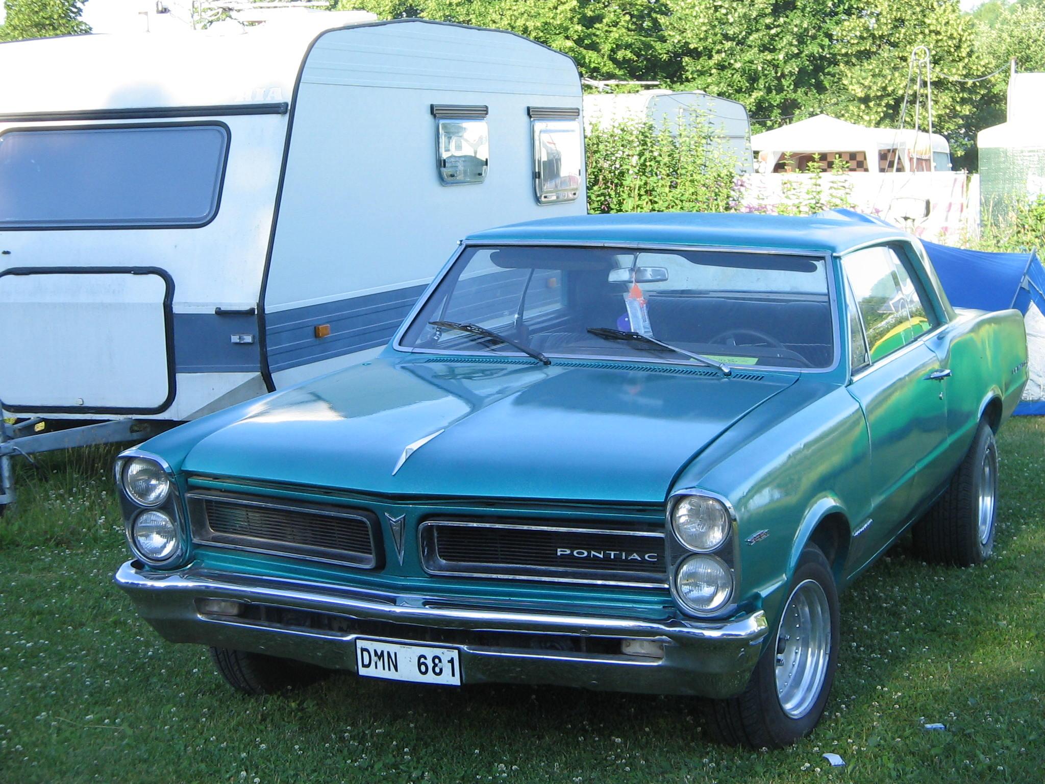 1965 Pontiac Tempest LeMans | Classic Automobiles